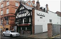 SJ4066 : Marlborough Arms, St John Street, Chester by Brian Robert Marshall