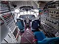 NH7651 : Flight Deck of Nimrod MR.2 XV254 by valenta