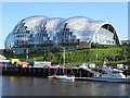 NZ2563 : The Sage, Gateshead by Philip Halling