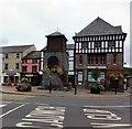 SH7961 : Ancaster Square Llanrwst by Richard Hoare