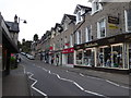 SD4077 : Grange-over-Sands town centre by Chris Allen