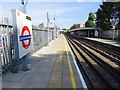 TQ4089 : South Woodford Underground station, Greater London by Nigel Thompson