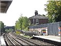 TQ4193 : Buckhurst Hill 1st railway station (site), Essex by Nigel Thompson