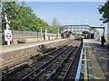 TQ4496 : Debden Underground station, Essex by Nigel Thompson