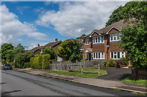 TQ2157 : Beaconsfield Road by Ian Capper