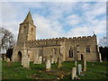 TL0167 : Yelden, Bedfordshire, St Mary by Dave Kelly