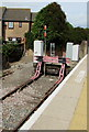 ST5484 : Three cabinets beyond the end of the line, Severn Beach by Jaggery