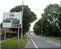 SD8009 : Looking north west on Radcliffe Road, Bury by JThomas