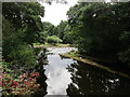 SO4717 : The River Monnow below Tregate Bridge by Jonathan Thacker