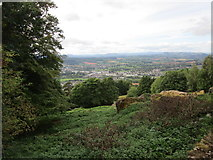 SO5212 : View from Kymin by Jonathan Thacker