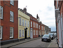 TM2532 : Church Street, Harwich, south side by Robin Webster