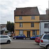 TM2532 : House on King's Head Street, Harwich by Robin Webster