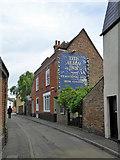 TM2532 : The Alma Inn, Harwich by Robin Webster