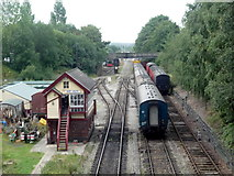 SD8010 : East Lancashire Railway  by JThomas