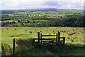 SD7716 : Stile, Moorbottom Road, Holcombe Moor by Ian Taylor