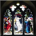 SO7065 : Window inside St. Mary's Church (Chancel | Stanford-on-Teme) by Fabian Musto
