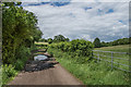 TQ2057 : Track by Ian Capper