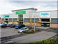 NY4154 : Units at London Road Retail Park by Rose and Trev Clough