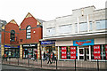 NY4055 : Shops in Lowther Street, 2010 by Rose and Trev Clough