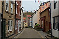 NZ7818 : Return to High Street, Staithes by Chris Heaton