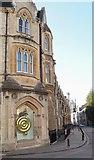 TL4458 : Trumpington Street, Cambridge by David Hallam-Jones