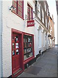 TL4458 : St Edward's Passage, Cambridge by David Hallam-Jones