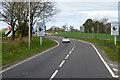 NO0822 : Southbound A9 at Broxden by David Dixon