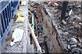 SJ8492 : Emergency electricity repairs by Bob Harvey