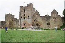 SO5074 : Ludlow Castle by Bill Boaden