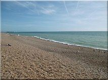 TQ2704 : Hove Beach by Mike Faherty