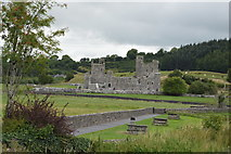 N5170 : Fore Abbey by N Chadwick