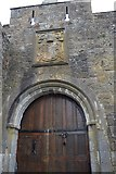 S0524 : Entrance to Cahir Castle by N Chadwick