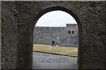 S0524 : Inside Cahir Castle by N Chadwick