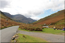 NY2014 : The road to Buttermere by Kate Jewell
