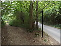 TQ5044 : Eden Valley Walk near Chiddingstone by Malc McDonald