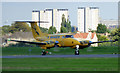 NS4867 : Scottish Air Ambulance at Glasgow Airport by Thomas Nugent