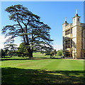 TL5238 : At Audley End by John Sutton