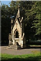 ST5673 : Alderman Proctor's drinking fountain, Clifton Down by Derek Harper