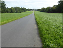 SD6838 : The drive to Stonyhurst College by Marathon