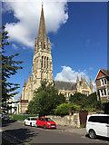 ST5673 : Christ Church, Clifton by Paul Harrop