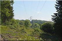 TQ6043 : Transmission lines by N Chadwick