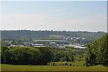 TQ6042 : North Farm Industrial Estate by N Chadwick