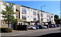 ST5974 : Station Road flats near Montpelier railway station, Bristol by Jaggery