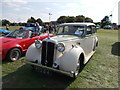 TL1998 : 1947 Daimler DB18 at the Peterborough Classic Vehicle Show, September 2018 by Paul Bryan