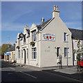 NH6646 : Merkinch Welfare Hall by Craig Wallace