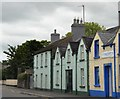 N7164 : Houses in Athboy by N Chadwick