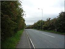 SD7622 : Grane Road (B6232) towards Haslingden by JThomas