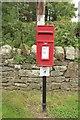 NU2219 : Postbox at Stamford by Graham Robson