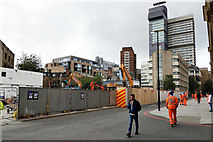TQ3379 : St. Thomas Street, SE1 by Robin Webster