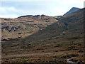 NG5023 : Path climbing Sgùrr Hain by John Lucas
